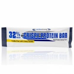 Barre protéinée cardiostrong 32% Crispy