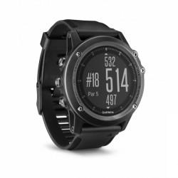 Garmin GPS Multisportuhr fenix 3 Saphir HR