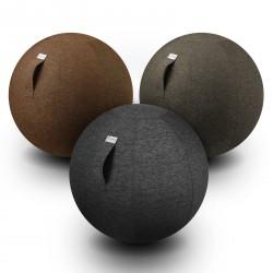 Hock textile sitting ball VLUV gymnastics ball