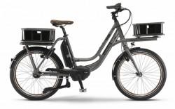 Winora E-Bike Lastenrad eLoad (Wave, 24 Zoll)