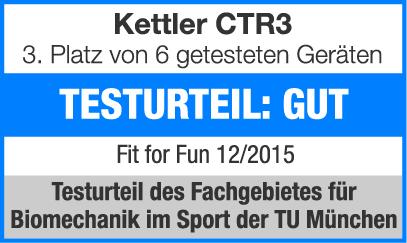 kettler crosstrainer ctr3 kaufen mit 166 kundenbewertungen sport tiedje. Black Bedroom Furniture Sets. Home Design Ideas