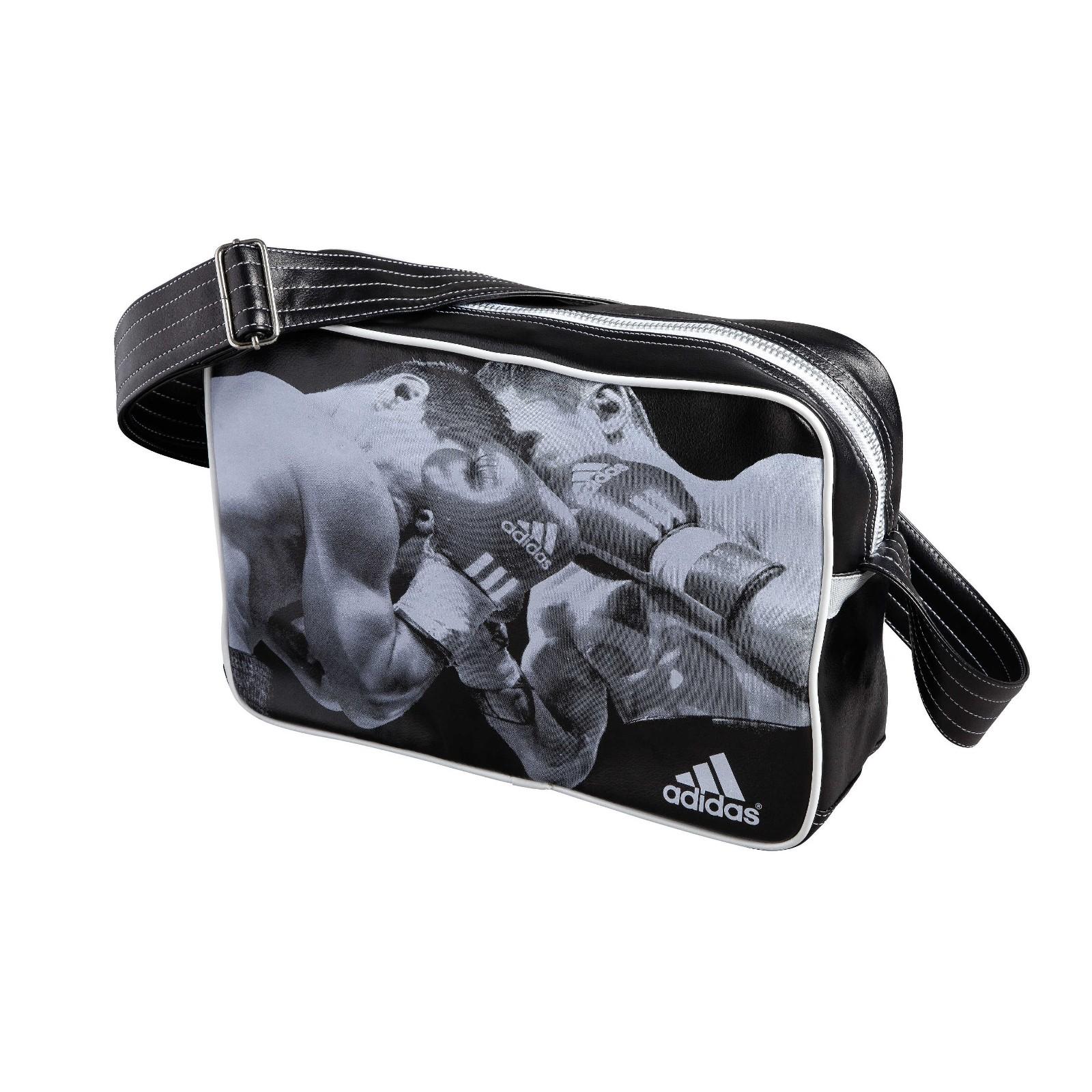 adidas boxing shoulder bag buy test sport tiedje. Black Bedroom Furniture Sets. Home Design Ideas