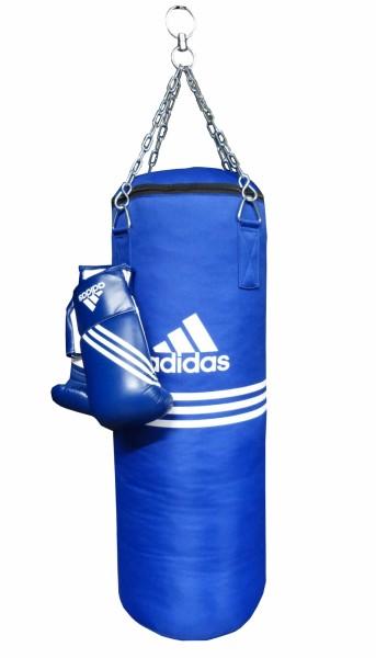 adidas Boxing Set Blue Corner