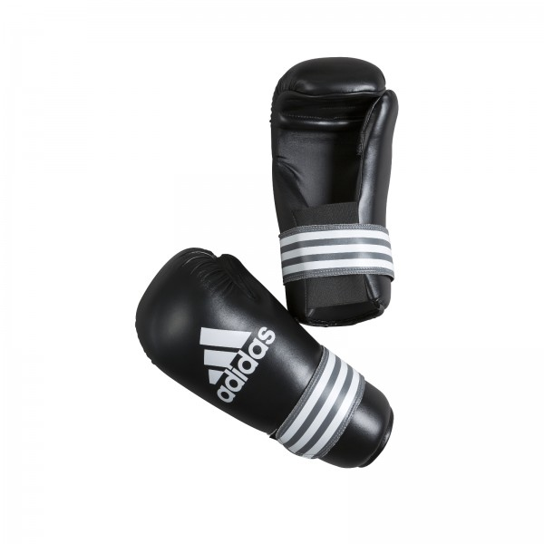 adidas Semi Contact Boxing Gloves black