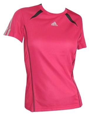 Shirt à manches courtes adidas adiSTAR Tee Femmes