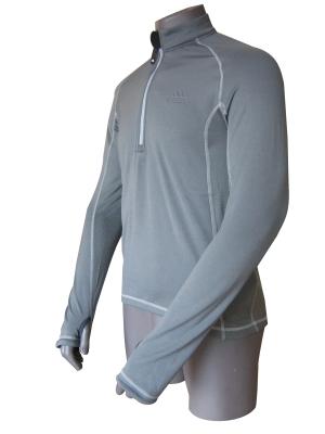 T-shirt à manches longues adidas Purah 1/2 Zip