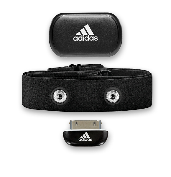 adidas miCoach Cardiofrequenzimetro per iPhone/iPod touch