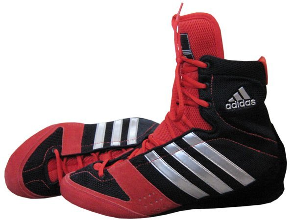 zapatilla de boxeo adidas