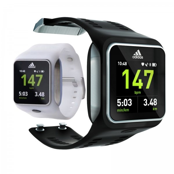 adidas miCoach SMART RUN GPS training watch