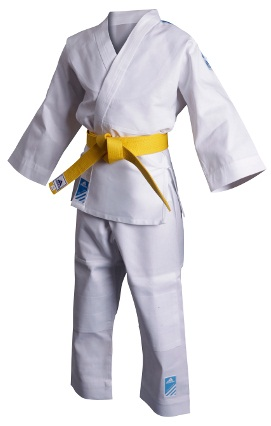 adidas Judo Uniform Evolution