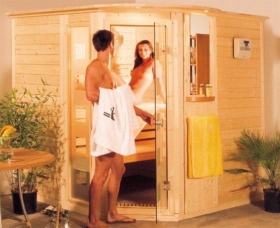 Arend Solid Wood Sauna Saari Edition Buy Amp Test T Fitness