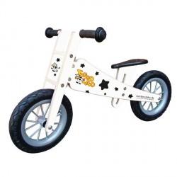 BambinoBike wood balance bike ToggolinoBike Detailbild