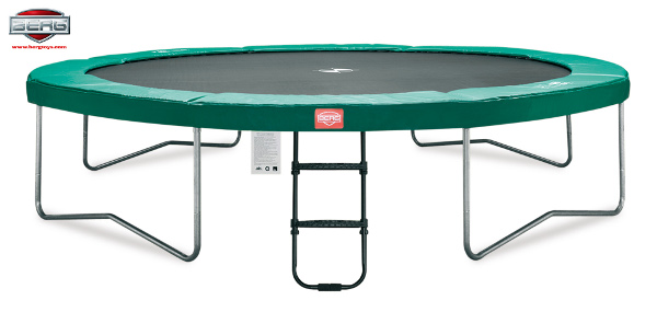 berg trampolin champion kaufen test sport tiedje. Black Bedroom Furniture Sets. Home Design Ideas