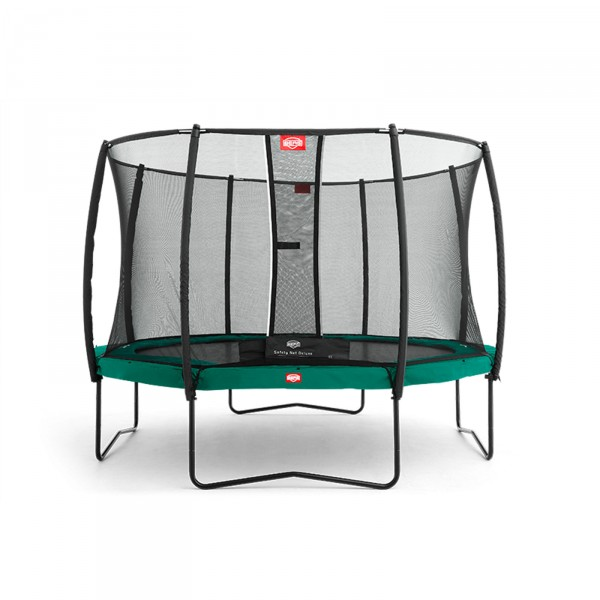 Berg trampoline Champion incl. safety net Deluxe