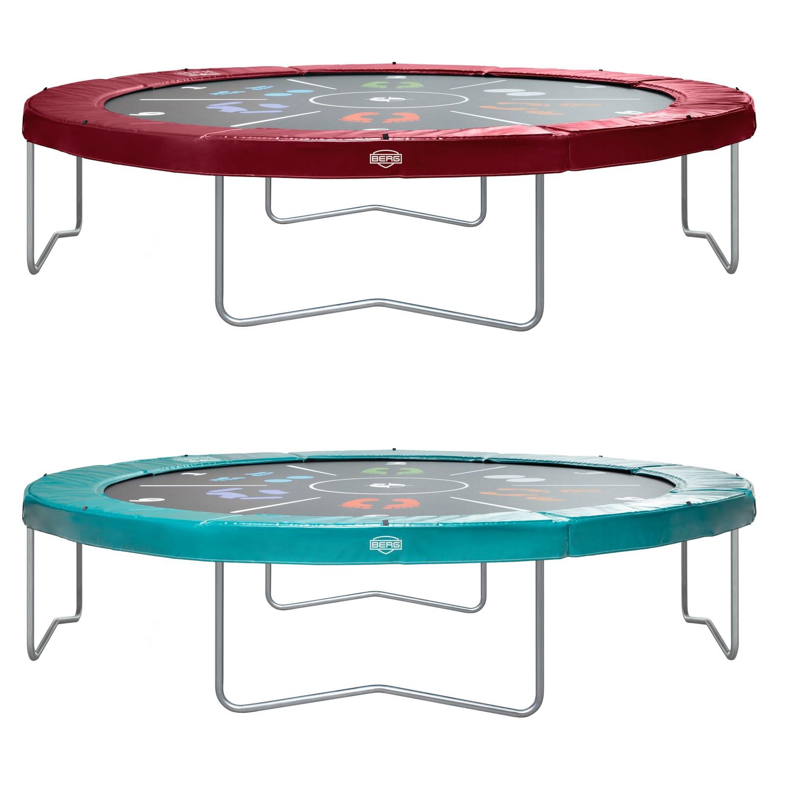 berg toys trampolin elite tattoo 430 cm kaufen test sport tiedje. Black Bedroom Furniture Sets. Home Design Ideas