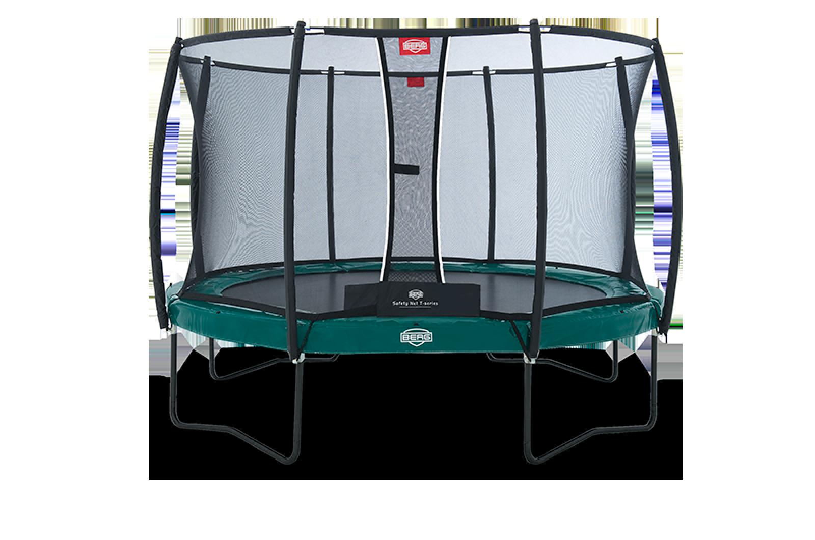 berg trampoline elite regular inkl sikkerhetsnett t serie kj p test sport tiedje. Black Bedroom Furniture Sets. Home Design Ideas
