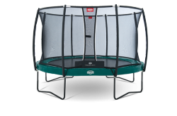 Berg trampoline Elite+ Regular incl. safety net T-Series acheter maintenant en ligne
