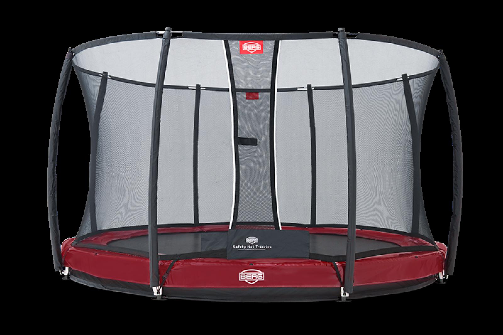 berg trampolin elite inground inkl netz t serie kaufen test sport tiedje. Black Bedroom Furniture Sets. Home Design Ideas