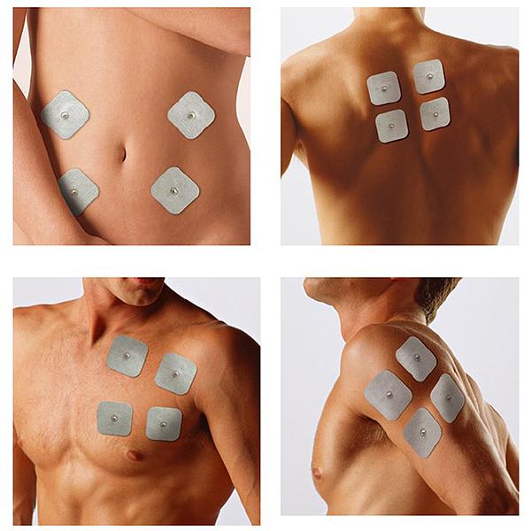 Set de 4 électrodes Tecnovita