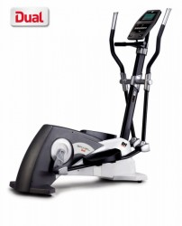 BH Fitness elliptical cross trainer Brazil Dual Plus purchase online now