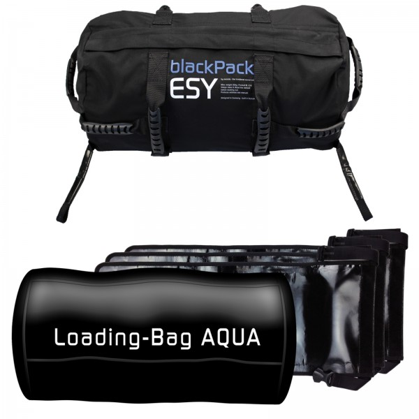 Sandbag blackPack ESY Set TOP