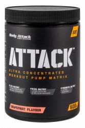 Body Attack Trainingsbooster Attack + GRATIS T-Shirt acquistare adesso online