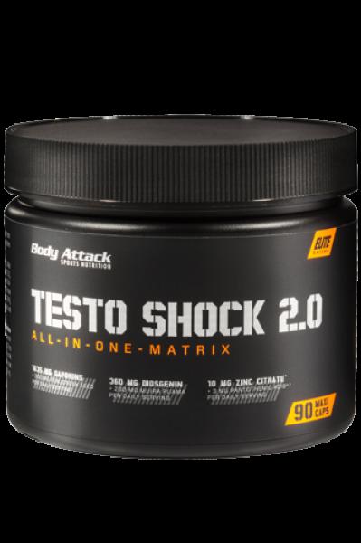 Body Attack Testo Shock 2.0