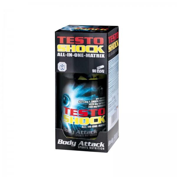 body attack testo shock buy test sport tiedje. Black Bedroom Furniture Sets. Home Design Ideas