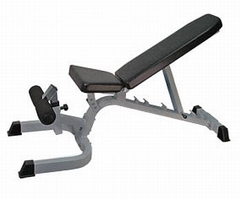 BodyCraft banc incliné Deluxe F602