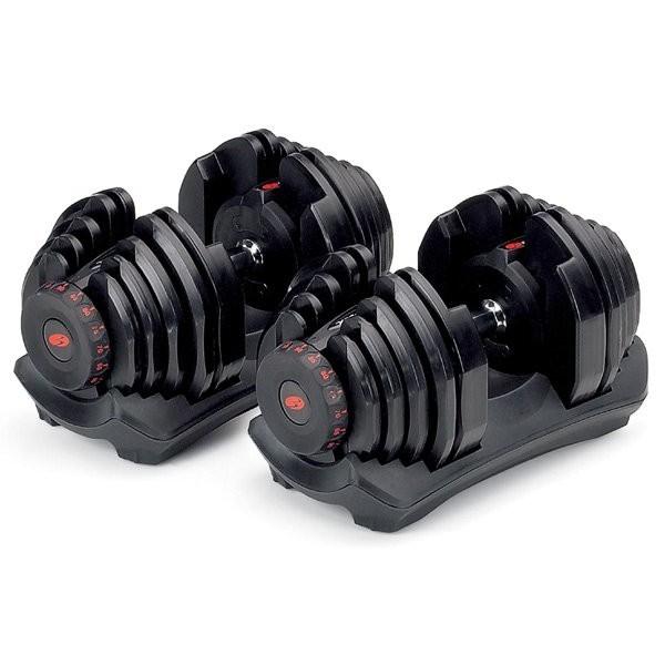 Set d'haltères Bowflex SelectTech BF1090