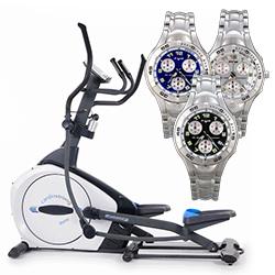 polar elliptical machine
