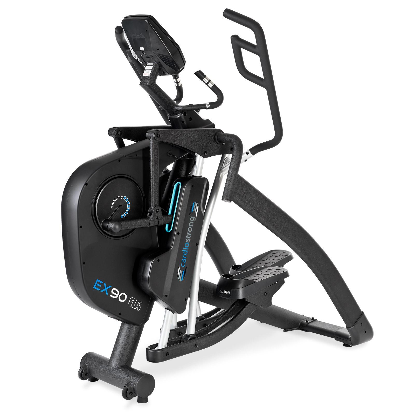 cardiostrong crosstrainer ex90 plus g252nstig kaufen sport