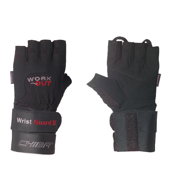 Chiba Workout Wristguard II training gloves