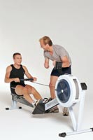 Concept2 Indoor Rower model D (PM3) Detailbild