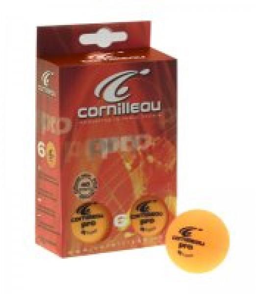 Cornilleau TT Balls Pro, white, pack of 72