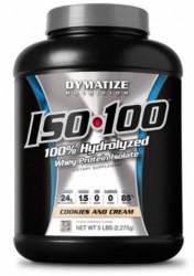 Dymatize ISO 100 Whey Isolate Protein acheter maintenant en ligne