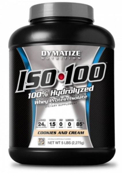 Dymatize ISO 100 Whey Isolate Protein