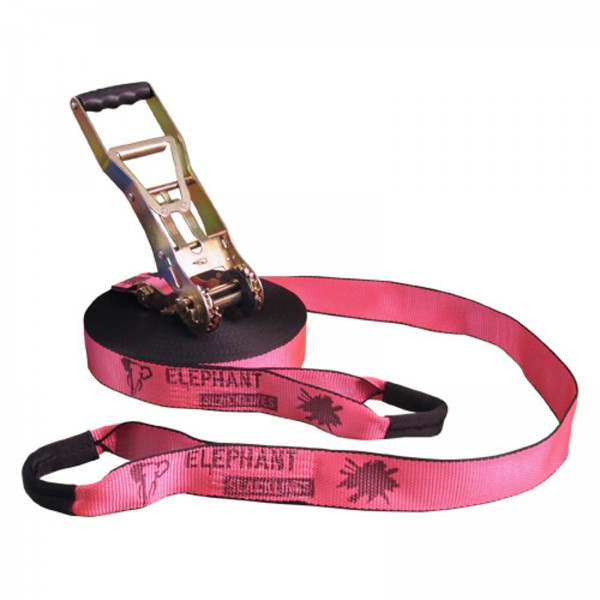 Elephant Slackline addict flash'line, pink
