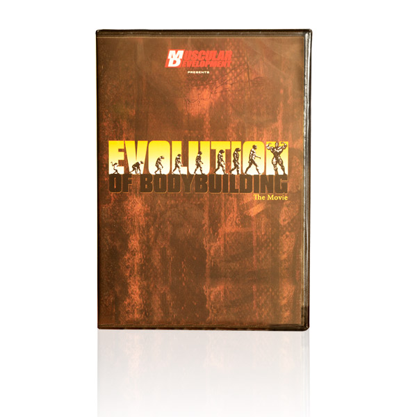 Evolution of Bodybuilding - Le film (DVD)