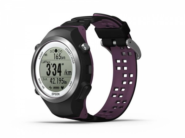 Epson Runsense SF-810 GPS pulse watch