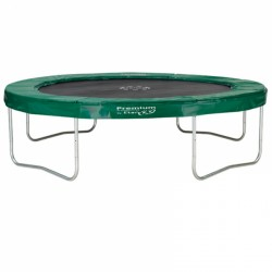 Etan garden trampoline Premium Platinum incl. safety net and ladder purchase online now