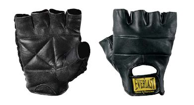 Everlast Guanti sollevamento pesi All Competition