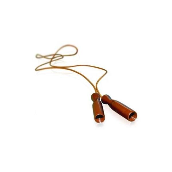 Excellerator corde à sauter professionnelle cuir
