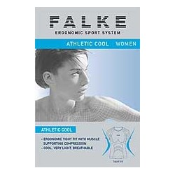 Falke Athletic Cool Short Sleeve Women Detailbild