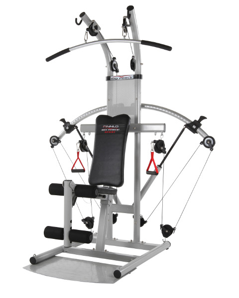 Bowflex Revolution Space Requirements: Constant Force Spring Mechanism