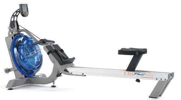 first degree ruderger t fluid rower e316 mit hrk g nstig kaufen sport tiedje. Black Bedroom Furniture Sets. Home Design Ideas