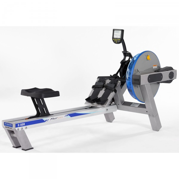 First Degree Fitness rameur Fluid Rower E520 avec HRK