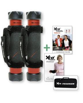 Flexi-Bar XCO-Alu Premium Set 2 programmes inclus