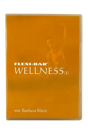 Flexi-Bar Trainingsvideo Wellness 1 DVD