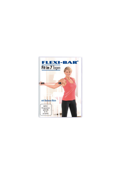 Flexi-Bar DVD Fit in 7 Tagen (get in shape in 7 days)